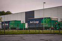 Jost Group Transport Logistics Aubange Belgique Foto: LW-Archiv 2016