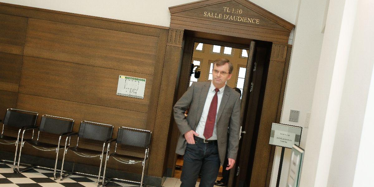 Richterin und der Staatsanwaltschaft waren am Montag nicht gerade zimperlich mit Marcel Weydert.