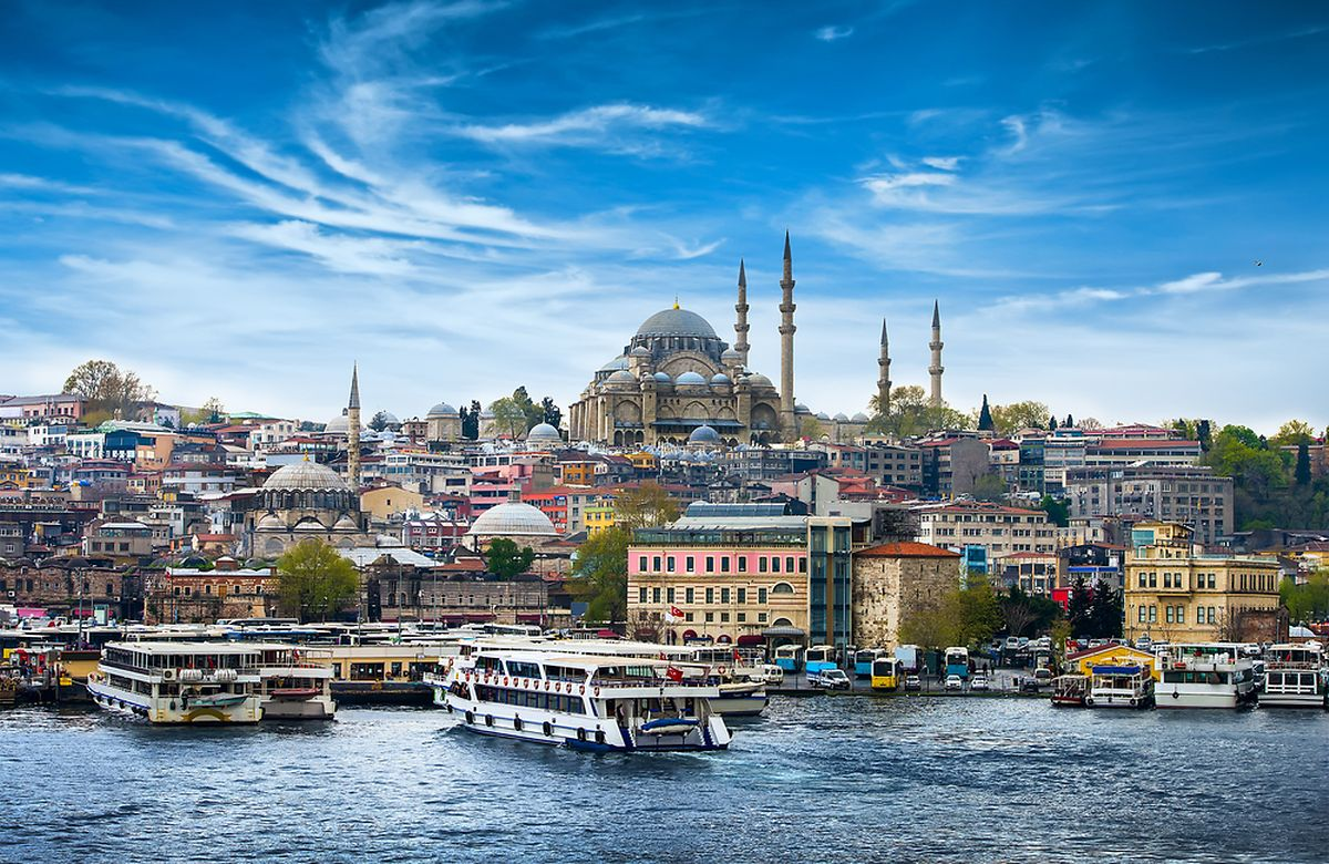 Istanbul in Turkey Photo: Shutterstock