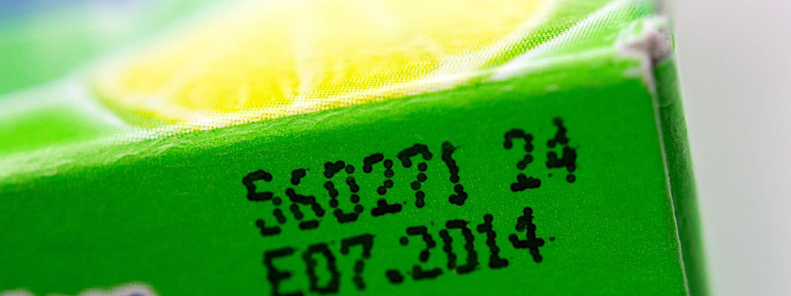 Meist tragen Kosmetika ohne Konservierungsstoffe wie diese Seife ein Mindesthaltbarkeitsdatum.