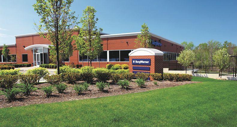 Le siège de Borgwarner à Auburn Hills aux Etats-Unis, deviendra celui de Delphi Technologies dans quelques mois.