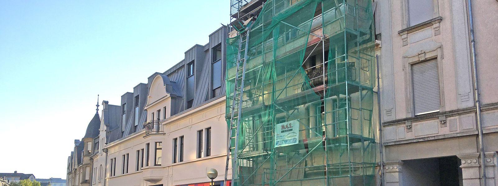 Am Dienstag kehrte langsam wieder Ruhe ein in der Rue du Canal.