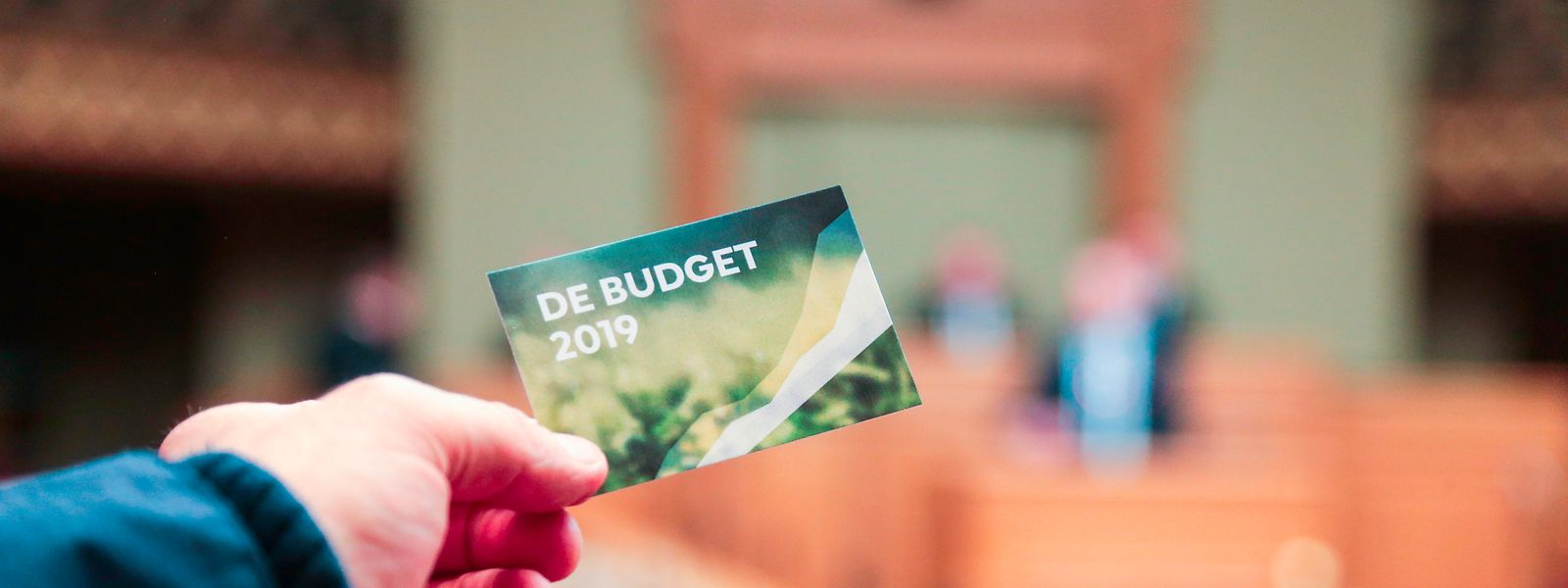 Budget 2019: Laut Finanzminister Pierre Gramegna unter anderem wegen der Mindestlohnerhöhung sozial gerecht.
