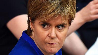 Schottlands Regierungschefin Nicola Sturgeon hat derzeit andere Probleme als die Unabhängigkeit.