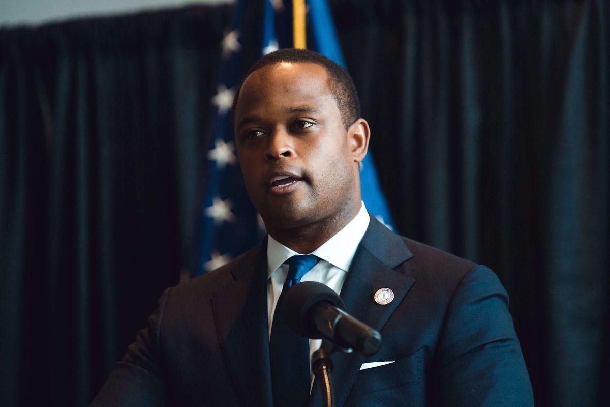 """Daniel Cameron, Generalstaatsanwalt von Kentucky: """"Strafgesetze sind nicht dazu gemacht, auf jeden Schmerz und Verlust einzugehen."""""""