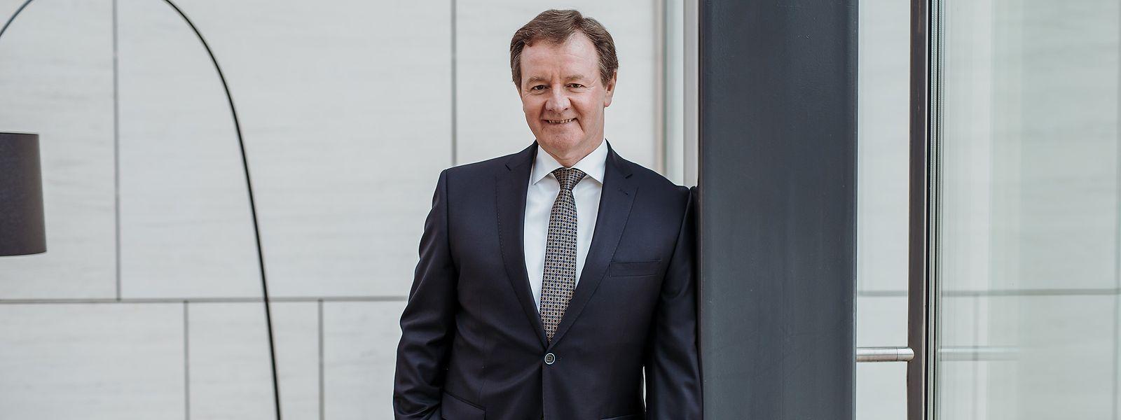 Yves Biewer wird zum 1. November neuer Vorstandsvorsitzender bei dem Unternehmen.