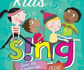 Kids Sing Open Air