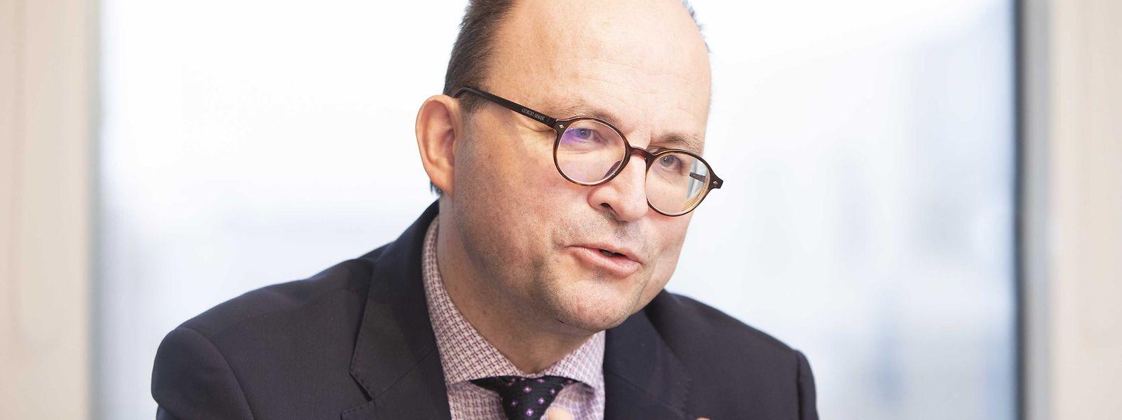 Tom Wirion, Generaldirektor der Handwerkskammer: Die Lösung besteht aus vielen Puzzleteilen.