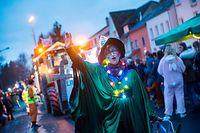 Défilé de Carnaval à Wasserbillig. Photo: Charles Caratini