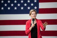 Die Senatorin und Harvard-Professorin Elizabeth Warren möchte für die Demokraten ins Rennen um das Weisse Haus gehen.