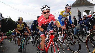 André Cardoso (Trek) a fait l'objet d'un contrôle antidopage positif à l'EPO le 18 juin.