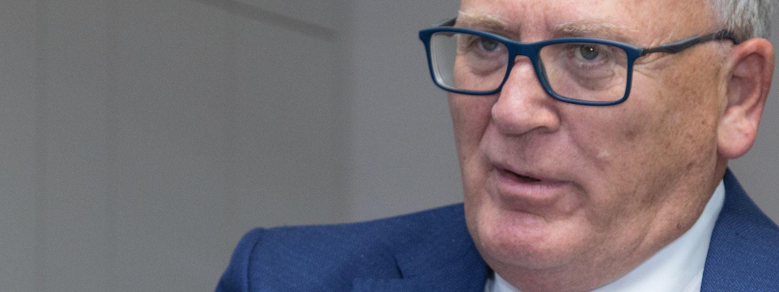 Für Luxemburg soll Nicolas Schmit in die EU-Kommission genannt werden.