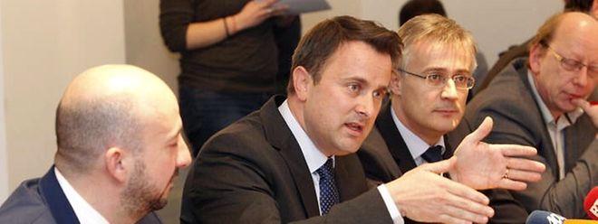Details des Koalitionsprogramms wurden noch nicht bekannt gegeben.