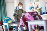 Die Wiederaufnahme des Schulbetriebs in den Grundschulen und Betreuungsstrukturen stellt die staatlichen und kommunalen Instanzen vor eine große Herausforderung.