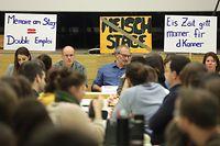 Der SEW ist das Sprachrohr von vielen unzufriedenen Referendaren und Lehramtsstudenten.