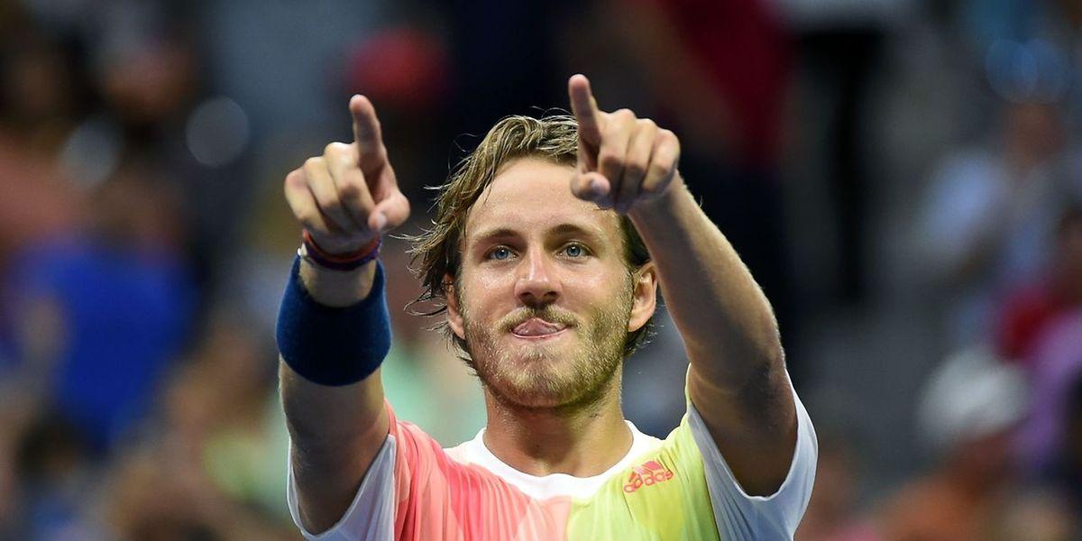 Lucas Pouille avait commencé l'année au 78e rang mondial. Après sa victoire contre Nadal, il va disputer son deuxième quart de finale de Grand Chelem.