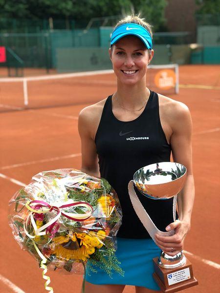 Un quatorzième trophée dans la carrière de Mandy Minella