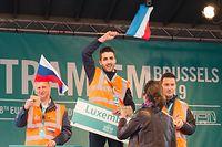 Tiago Ferreira ist bester Tramfahrer Europas.
