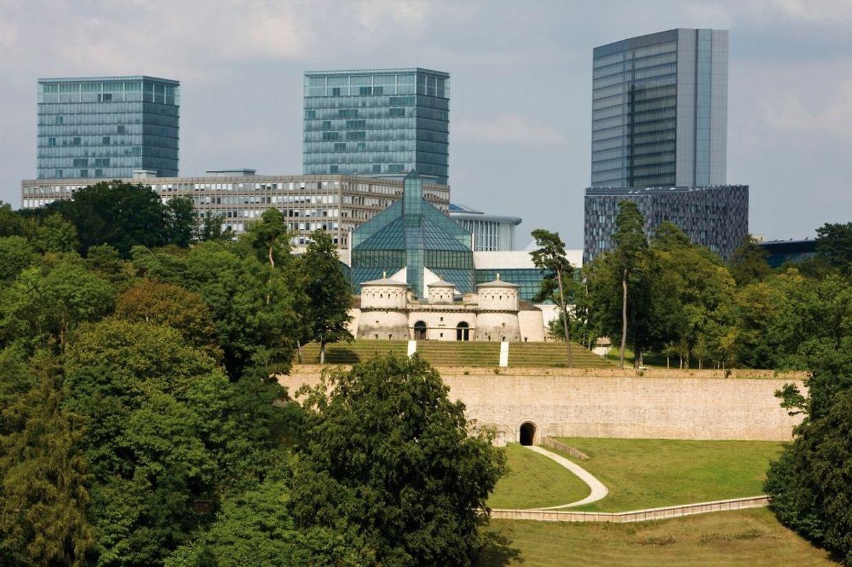 O Museu de Arte Moderna Grão-Duque Jean abriu portas a 1 de julho de 2006.