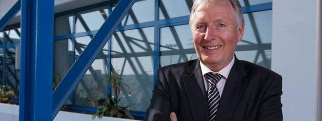 Jean-Michel Collignon sucht einen Nachfolger für seinen Posten als Generaldirektor der Luxexpo The Box.