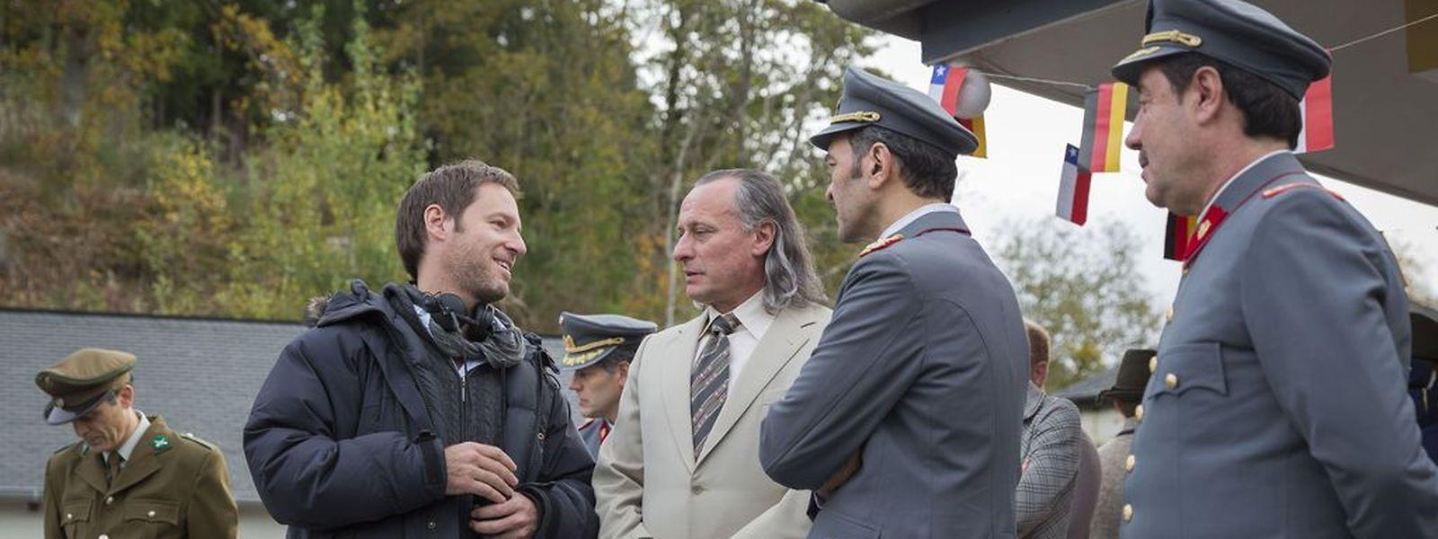 """Martelingen wird auf Chile getrimmt. Michael Nyqvist (bekannt als Hauptdarsteller aus """"Wie im Himmel"""") spielt den """"Colonia Dignidad""""-Gründer Paul Schäfer."""
