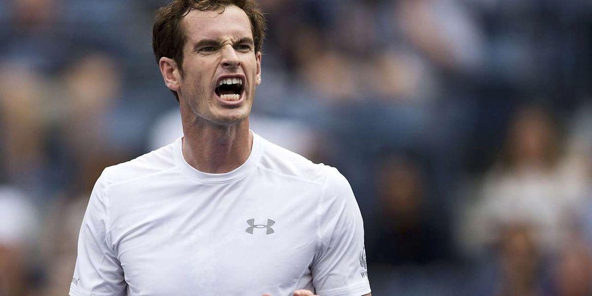 Andy Murray a dû puiser dans ses ressources pour forcer les portes du 3e tour