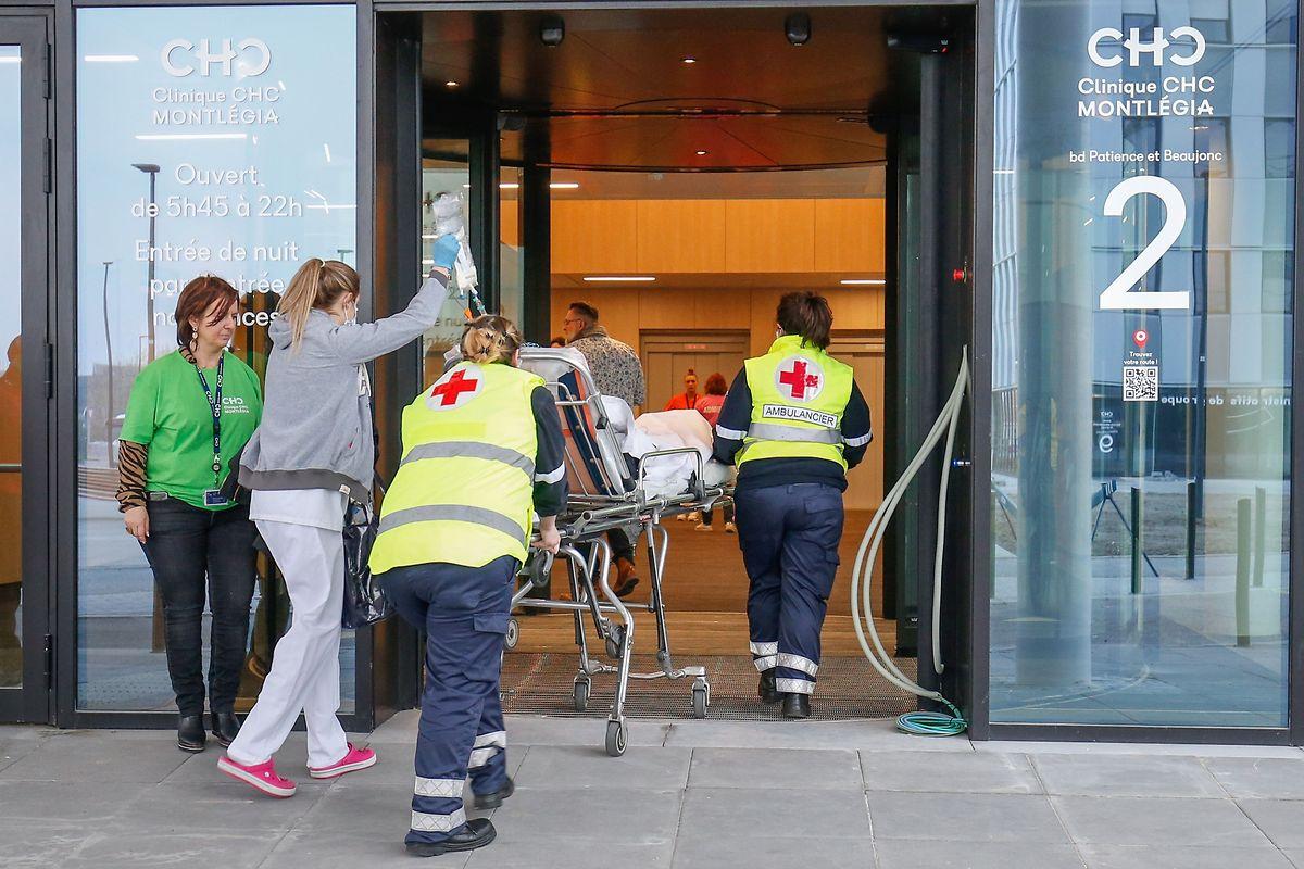 C'est le week-end de la grande peur pour tous les hôpitaux en Belgique