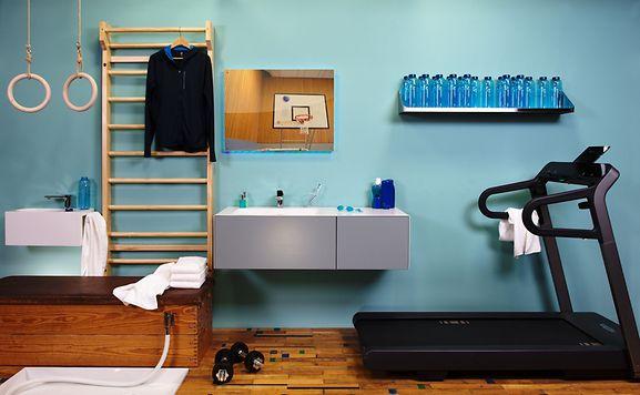 luxemburger wort - ein badezimmer zum wohnen