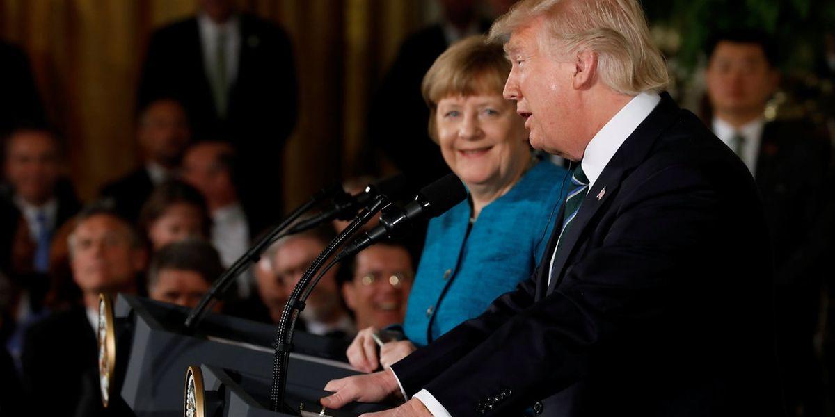 Beide Seiten behielten ihre Stellung, signalisierten aber den Wunsch, die Zusammenarbeit zu verbessern.