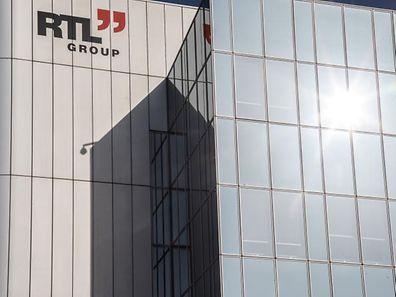 RTL Group,Neues RTL Gebäude,Kirchberg.Foto:Gerry Huberty