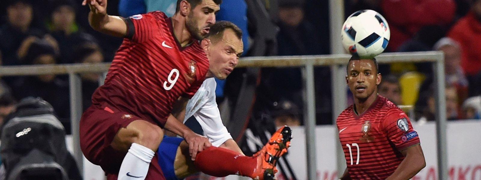 Portugal ist gegen Luxemburg gewillt, die Niederlage im Testspiel gegen Russland vergessen zu machen.