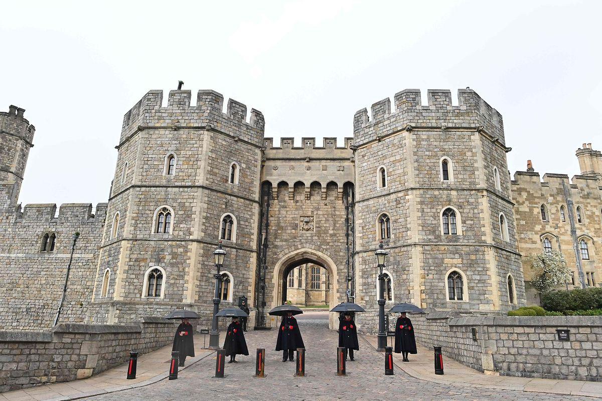 Die Beerdigung von Prinz Philip wird am kommenden Samstag in Windsor Castle im kleinsten Kreis stattfinden.