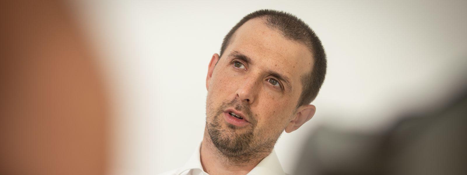 Pour Tom Baumert, le principal reste que l'entrepreneuriat fasse de plus en plus partie des choix de carrière au Luxembourg. Crise ou non.