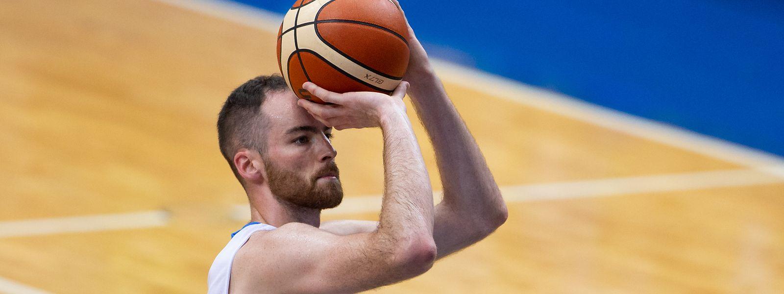 Bei den Spielen der kleinen europäischen Staaten war Clancy Rugg bereits für Luxemburg spielberechtigt.