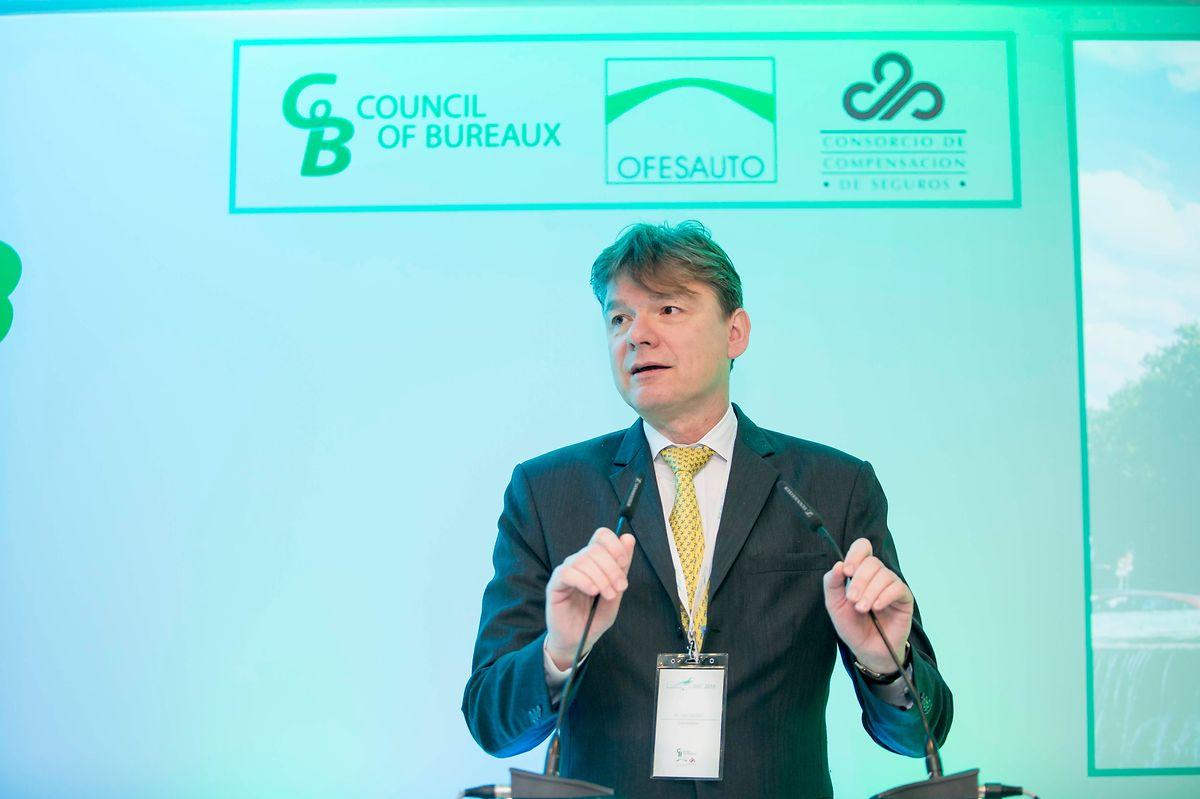 Le Luxembourgeois Jean Zenners préside l'organisation internationale de la carte verte.