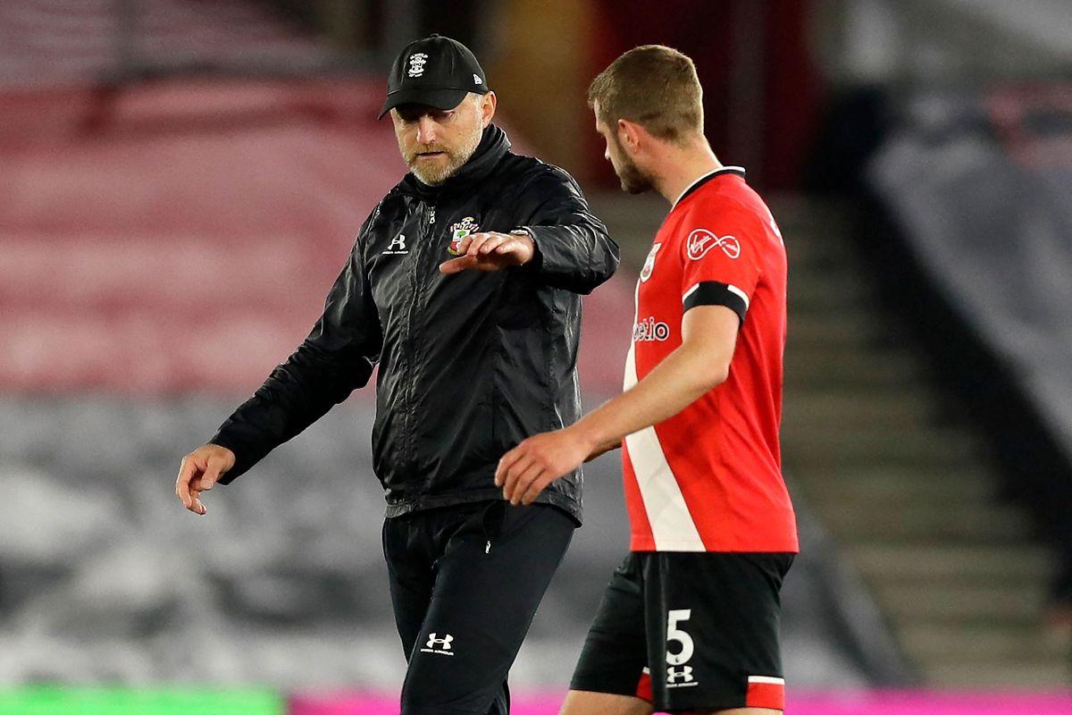 Southamptons Trainer Ralph Hasenhüttl und Verteidiger Jack Stephens könnten bald einen neuen Boss bekommen.