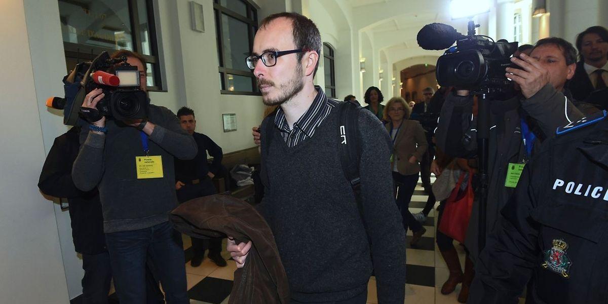 Le procureur d'Etat-adjoint a requis hier 18 mois de prison pour Antoine Deltour.