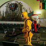 Rússia. 232 mortes nas últimas 24 horas