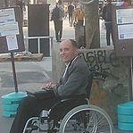 Esvaziou um autocarro para transportar passageiro em cadeira de rodas