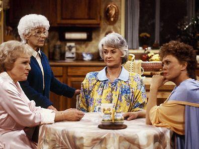 Die Serie um eine Seniorinnen-WG feierte ab den 1980er-Jahren weltweit Erfolge.