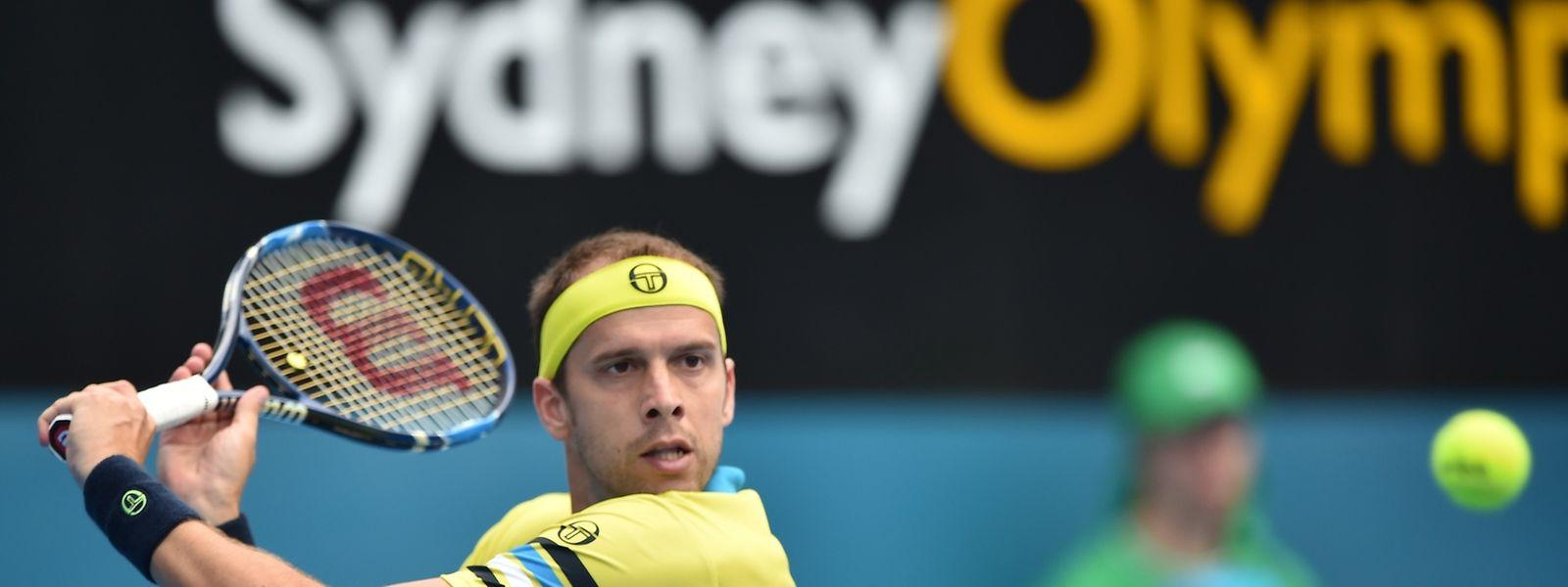 Gilles Muller möchte in diesem Jahr seinen ersten ATP-Turniersieg feiern.