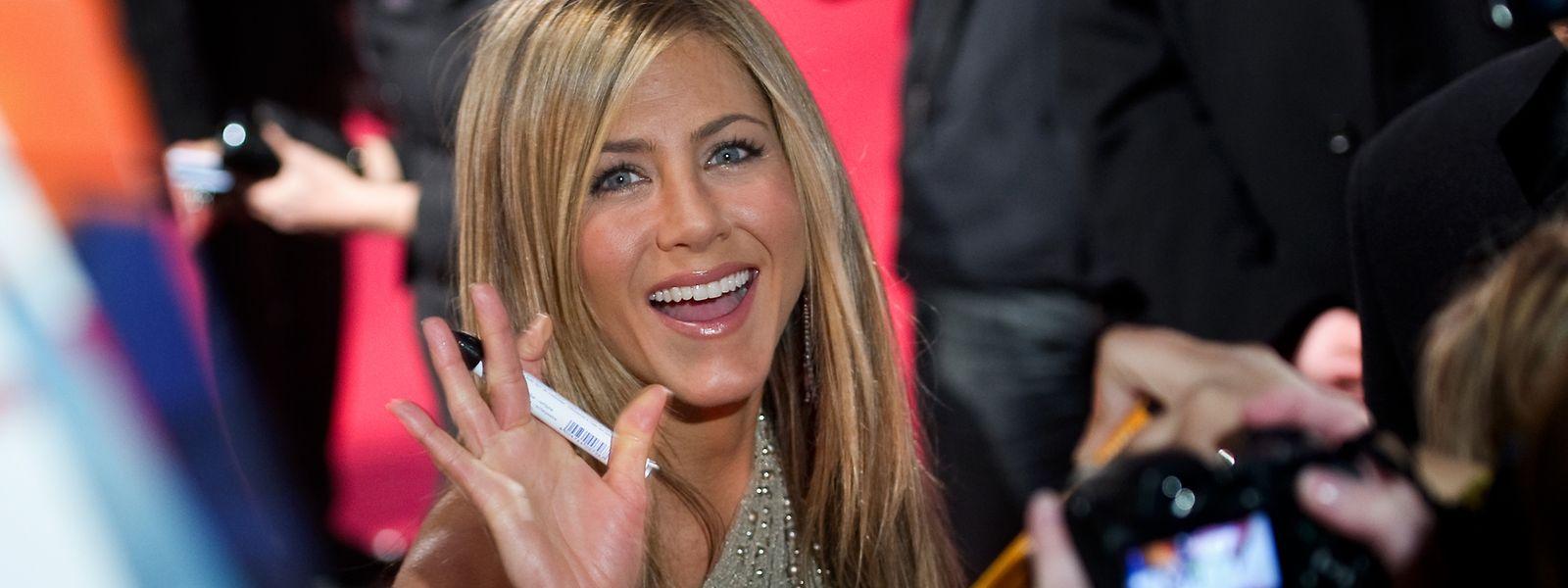 Jennifer Aniston wurde vor 50 Jahren als Tochter eines Schauspielerehepaares geboren.