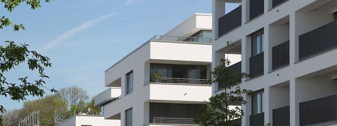 Neubauten sind in Luxemburg gefragt wie nie.