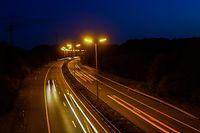 WortFR, Suppression des lampadaires sur l'A1, foto: Chris Karaba/Luxemburger Wort
