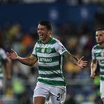 Sporting vence no Estoril com penálti de Pedro Porro