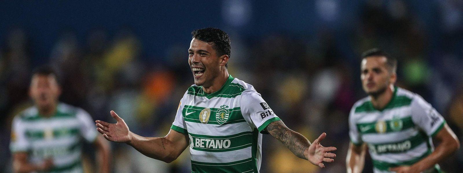 Pedro Porro, do Sporting.