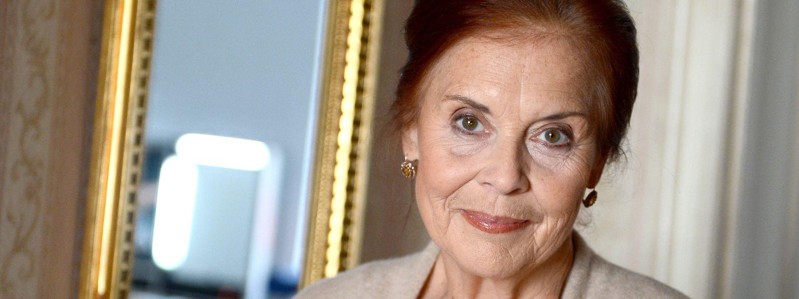 Die Schauspielerin Ursula Karusseit starb am 1.Februar.