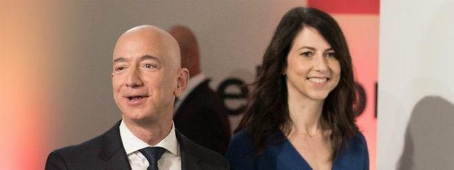 Cette semaine les battements de cœur des Bezos ont fait trembler Wall Street !