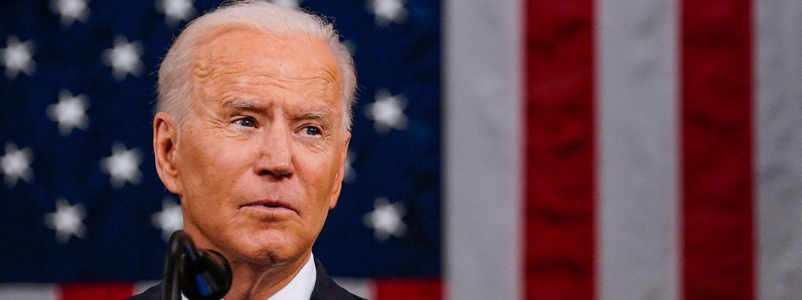 US-Präsident Joe Biden gibt Gas, denn die Zeit, in der er Reformen durchführen kann, ist knapp.