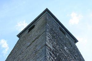 Schmuckbild, Architektur, Kirchenturm, Remerschen